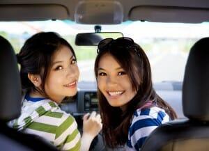 車で長距離旅行
