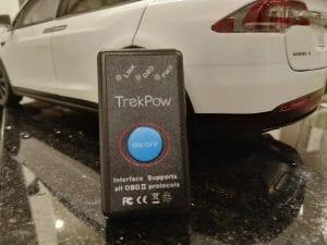 Trekpow OBD2 Bluetooth Scanner