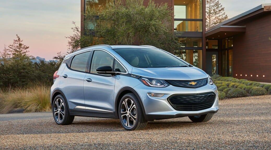 米GMが電気自動車のシボレー ボルト(BOLT)を発表