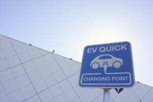電気自動車 充電スタンド