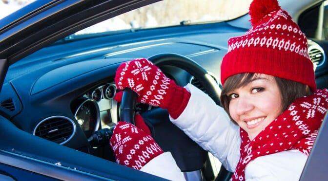 電気自動車は冬に走行距離が半分になる?