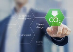 Reduce greenhouse gas emission for climate change and sustainabl