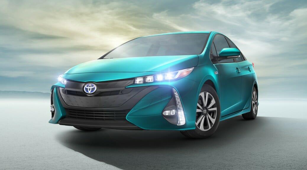 トヨタ 新型プリウスPHV PHEV発表