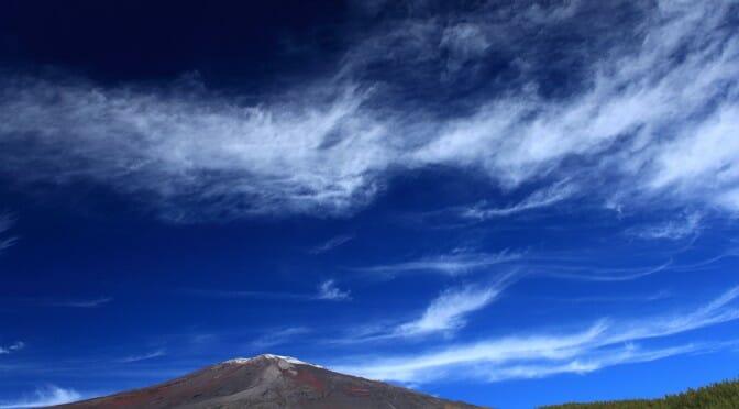 富士山5合目まで電気自動車で(ふじあざみライン)