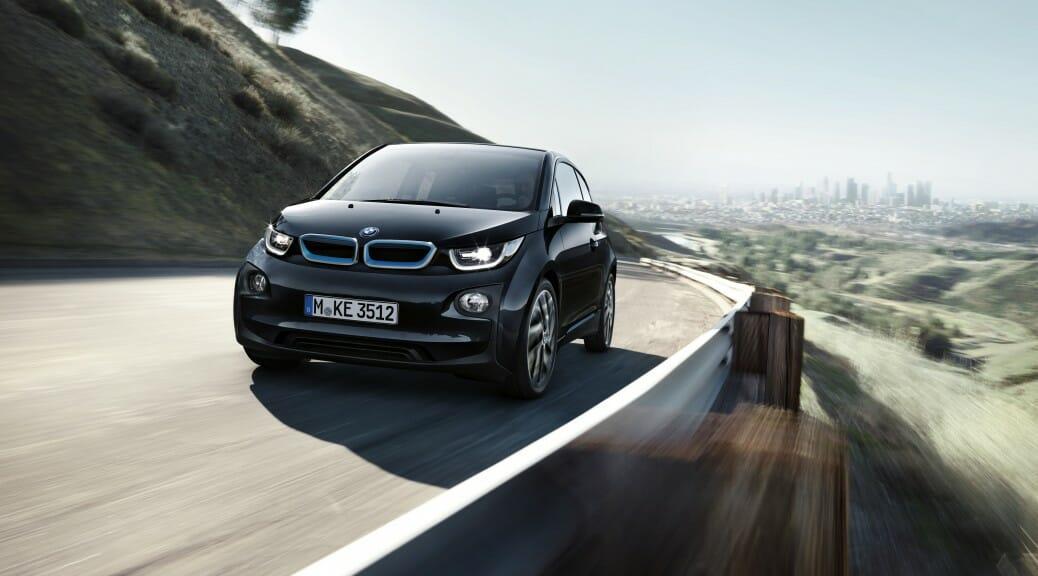 新型BMW i3発表(バッテリー大盛)