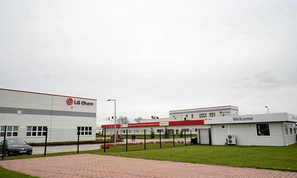 LG Chemがポーランドのバッテリー工場を2018年より稼働