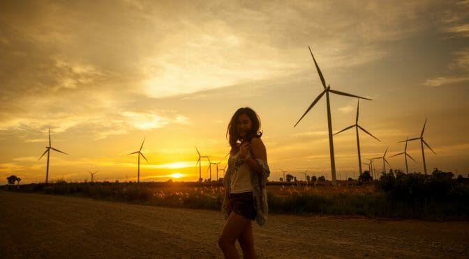 2017年ヨーロッパでの再生可能エネルギー比率が30%を超えた