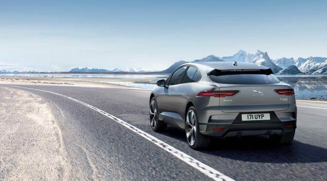 ジャガーが正式に電気自動車I-Paceを発表