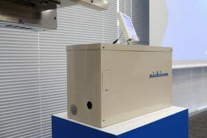 家庭用蓄電池システム「トライブリッド」の家庭用蓄電池(室内設置)