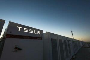 テスラが豪州南オーストラリア州に設置した大規模蓄電池の機器