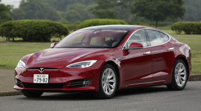 現時点で市販EVとして完成度の高さは アンタッチャブル、テスラ・モデルS