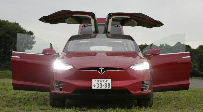 眺めても乗ってもイコノクラスト、テスラ・モデルXは当代最良のクロスオーバーか?