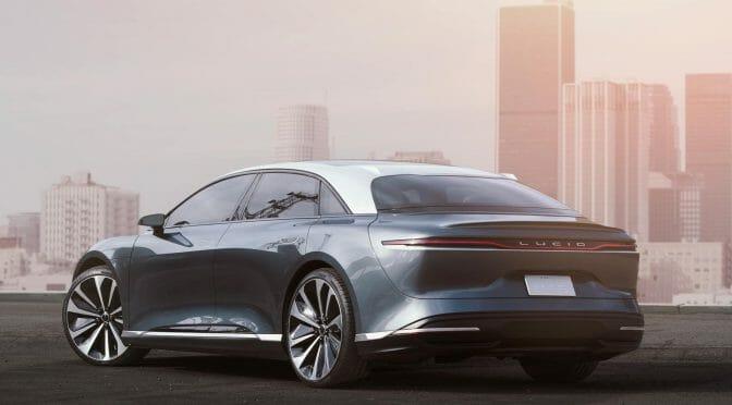Lucid Motorsがサウジアラビアの公共投資ファンドと提携 ~「第2のテスラ」いよいよ誕生か