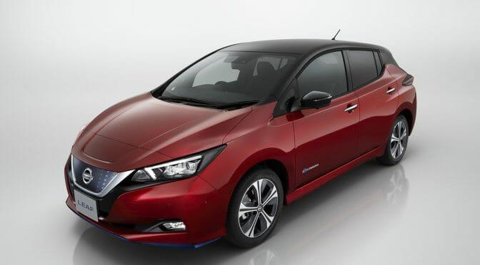 日産が62kWhの電気自動車「新型リーフe+」発表。電池冷却システムは無いが新搭載方法で発熱に対処