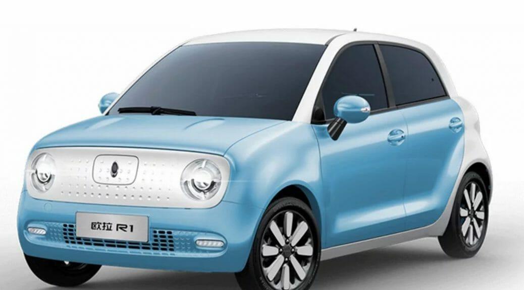 中国製電気自動車 ORA R1 を世界が絶賛! 100万円で200km以上を実現