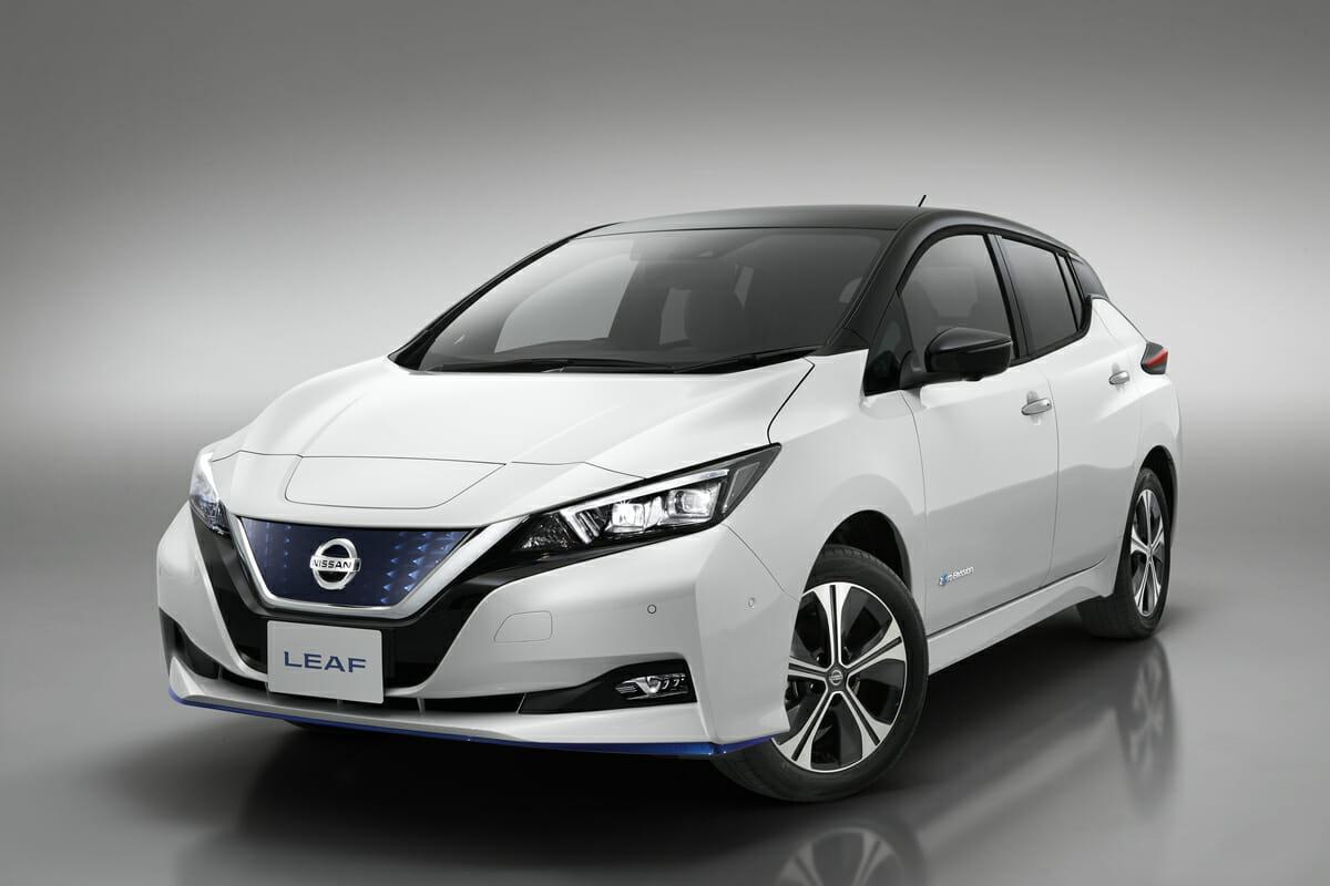 新型 日産リーフ「e+」試乗記〜電気自動車の新しい時代を体感 | EVsmartブログ