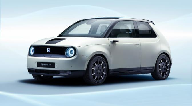 電気自動車『Honda e』日本発売の全貌は? 期待を込めて広報部に聞いてみました