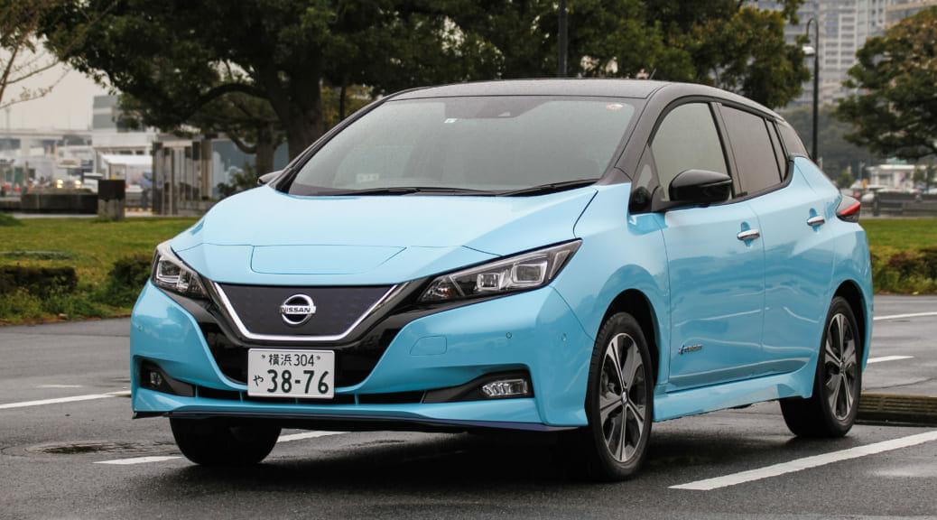 新型 日産リーフ「e+」試乗記〜電気自動車の新しい時代を体感