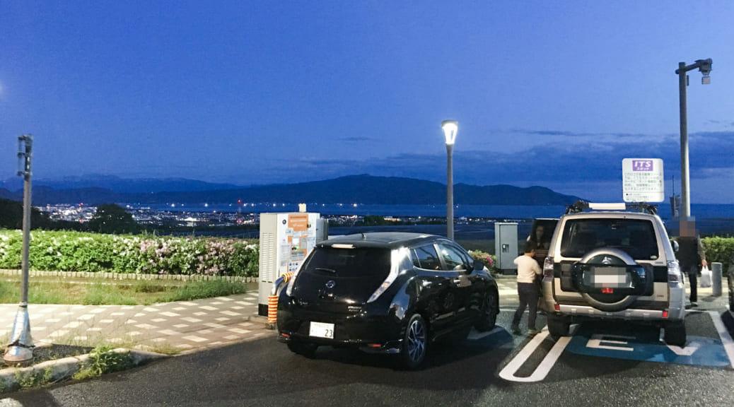 日産リーフ30kWhで長距離実走レポート:東京〜兵庫【往路編】