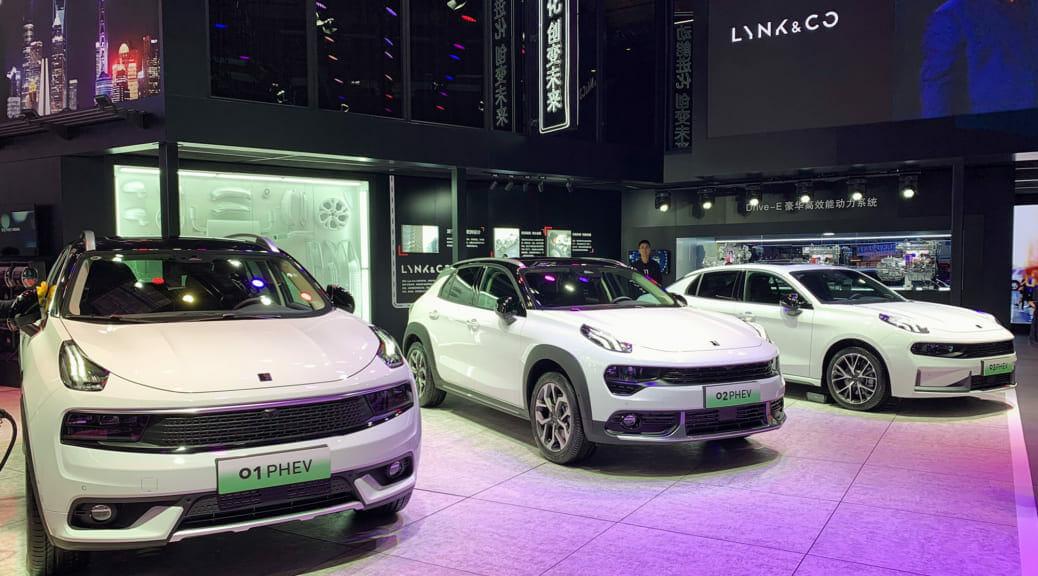 上海モーターショーのブースで「Lynk & Co」の世界観を目撃【吉田由美】
