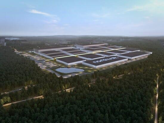 フォルクスワーゲンとBMWがスウェーデンのスタートアップ企業Northvoltに出資