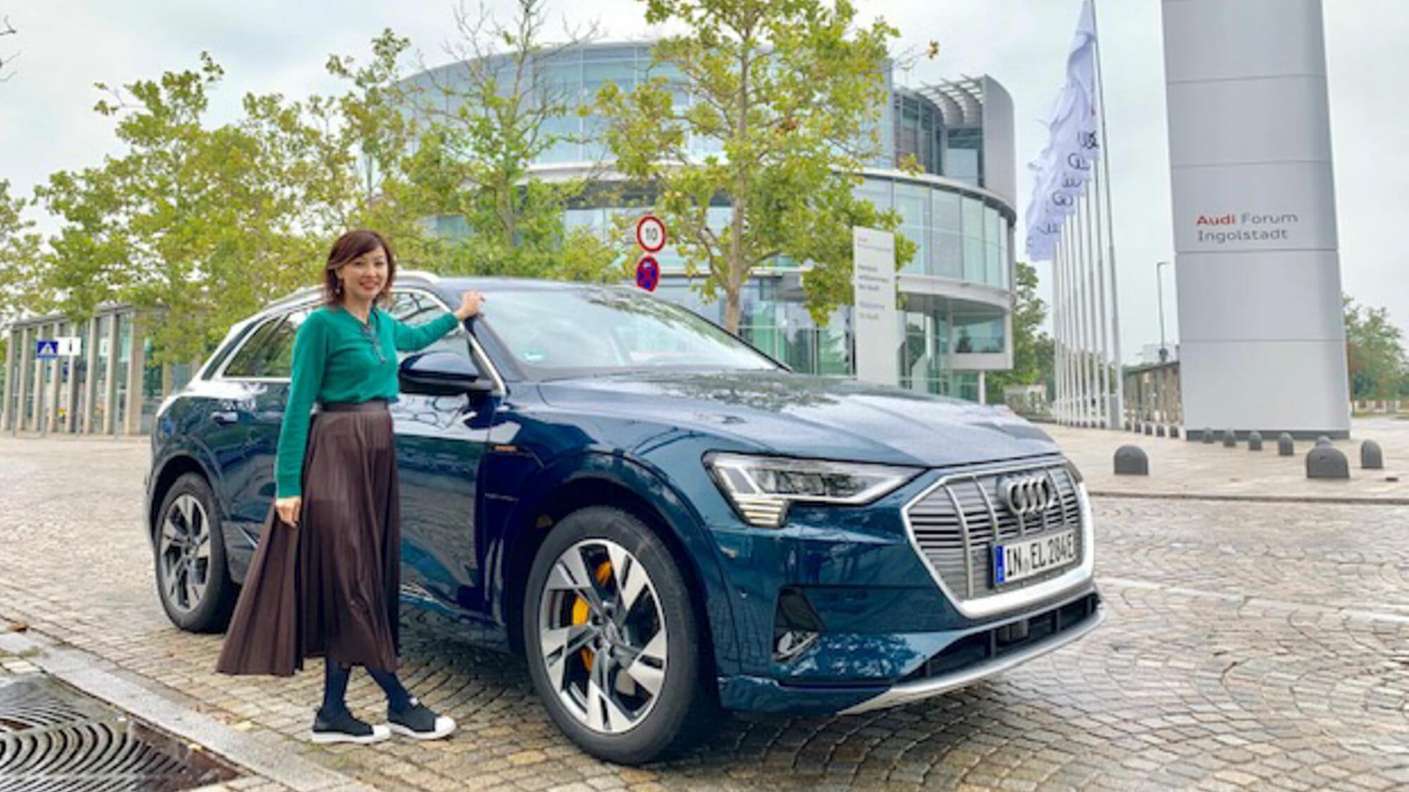 日本で乗りたい! 電気自動車たち〜『EQV』『Honda e』『Taycan』『e-tron』etc../IAA2019報告その2【吉田由美】 | EVsmartブログ