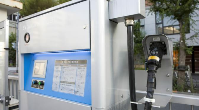 2019/9/14 10:05時点:千葉県で実際に利用実績のある急速充電スタンド一覧