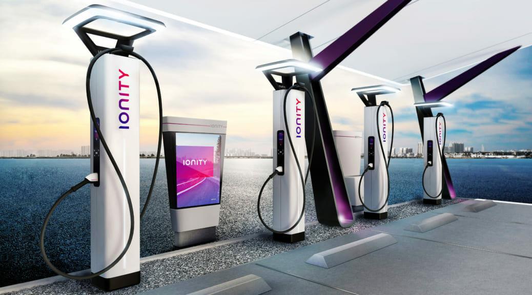欧州急速充電器ネットワークIONITYがkWhベースの新料金体系を発表。2020年1月31日から適応。
