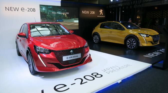 プジョー『e-208』が目指したのは「より多くの人が買える」電気自動車