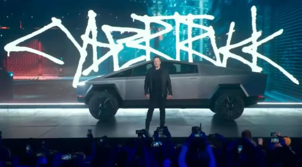 テスラ「サイバートラック」発表〜笑っちゃうくらい「WOW!」な電気自動車でした