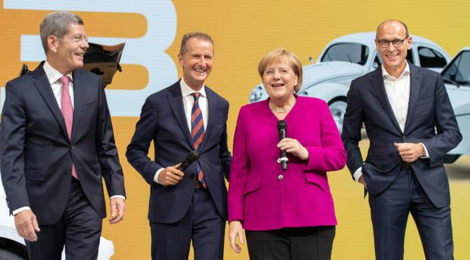 フォルクスワーゲンが電気自動車「ID.3」の生産開始をライブ中継すると発表