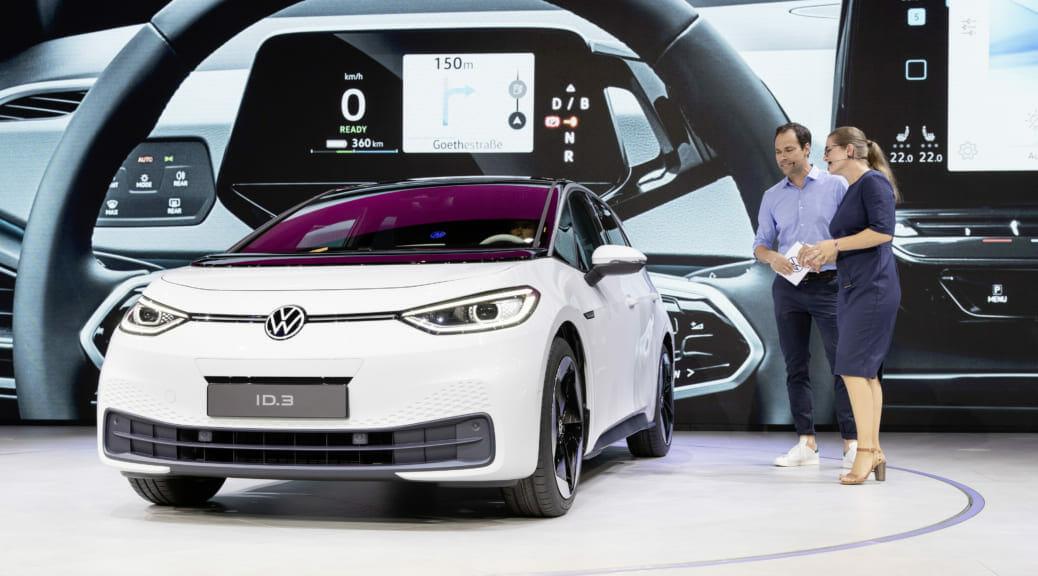 フォルクスワーゲンのe-モビリティプラン~億万長者向けではなく、万人に届く電気自動車を~