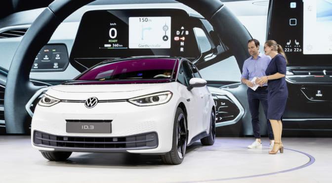 フォルクスワーゲンのe-モビリティプラン=億万長者向けではなく万人に届く電気自動車を