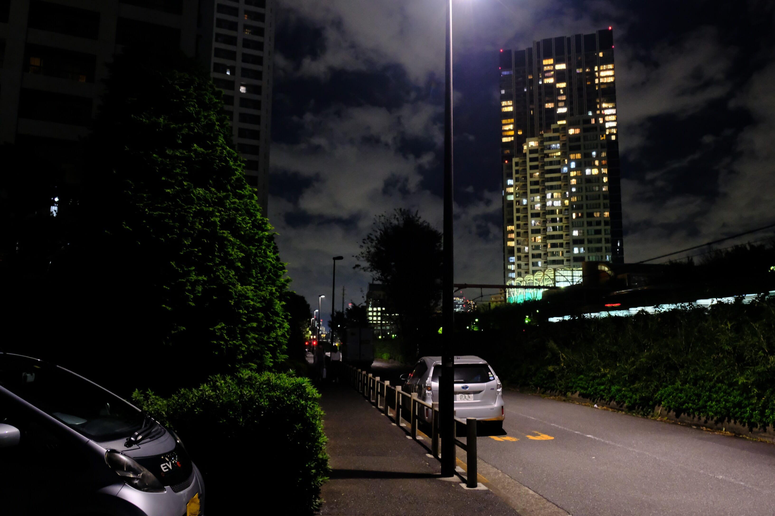 マンションの隣りには山手線・埼京線・西武新宿線が走る。