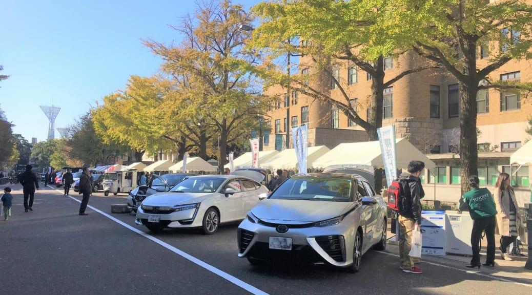 エコカー試乗会!in日本大通り2019(横浜市)〜テスラモデル3・ジャガーI-PACE・VW e-Golfも同乗試乗できます!