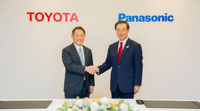 トヨタとパナソニック合弁会社のEV用電池生産が2020年4月からスタート?