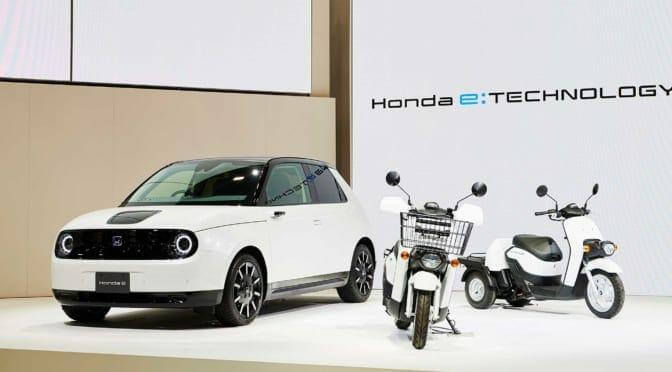 2020年、日本に登場する電気自動車は?