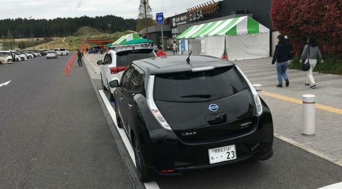 NEXCO西日本がSAPA急速充電器増設〜EVユーザーの実感は「まだ足りない」