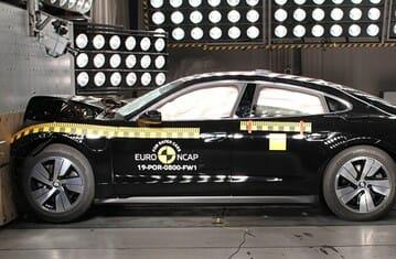 Euro NCAPでテスラ・モデルXに続いてポルシェ・タイカンも最高評価を獲得、でもモデル3も依然強い