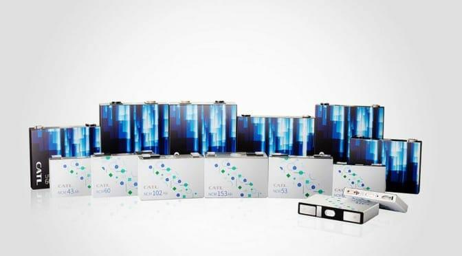 テスラ モデル3のCATL製バッテリーパックは角型バッテリーを採用