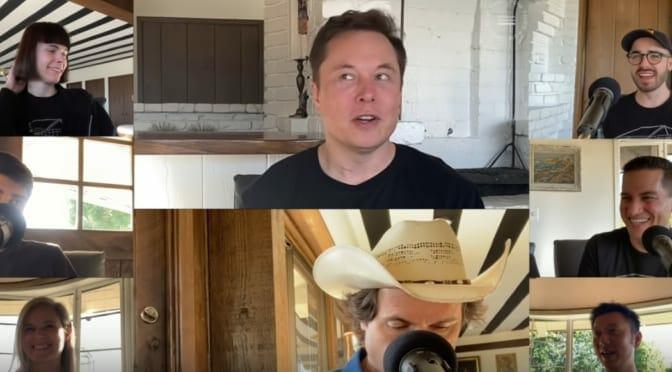 イーロン・マスクがフランクに本音を語る最新インタビューサマリー【第2弾】