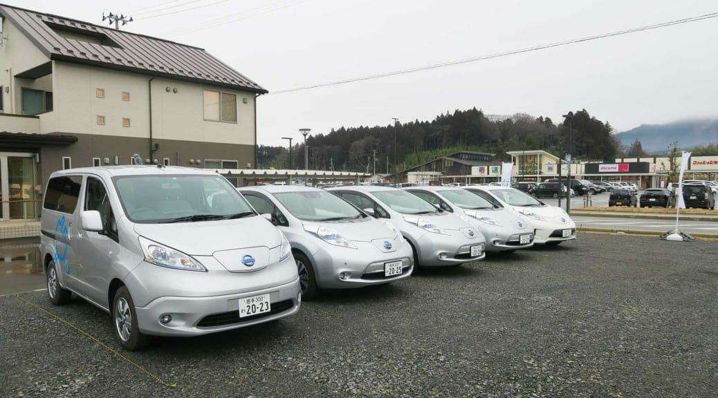 全車EV:陸前高田の『三陸おもてなしレンタカー』が目指すビジネスモデルとは?
