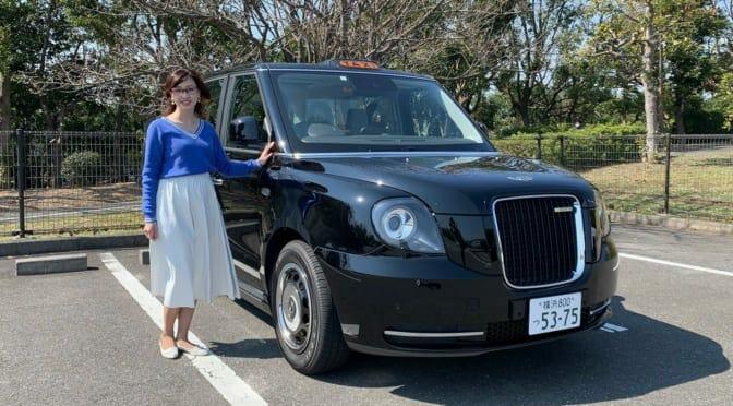 電気自動車の最新ロンドンタクシー LEVC『TX』と2泊3日のランデブー♡【吉田由美】
