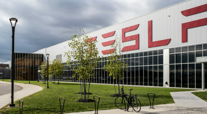 テスラがGF2での太陽電池製造でパナソニックとの共同生産を解消へ