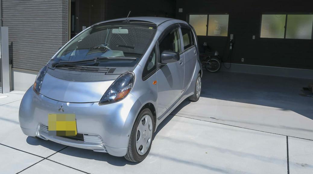 友人がVWのPHEV『ゴルフ GTE』から電気自動車『アイミーブ M』の中古に買い替えた理由とは?
