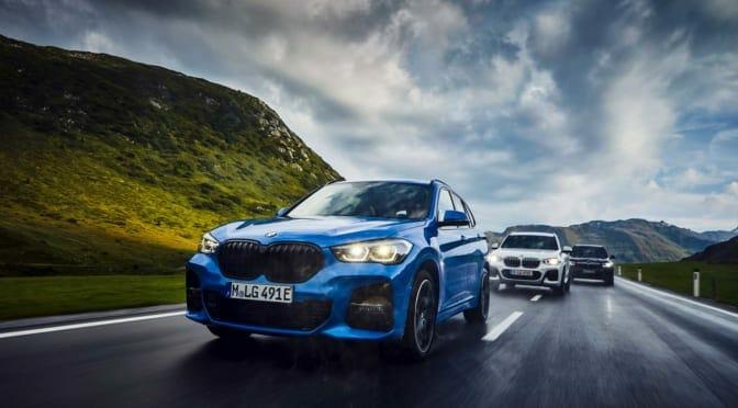 BMWが『X3 xDrive30e』を発売してPHEVモデルを拡充