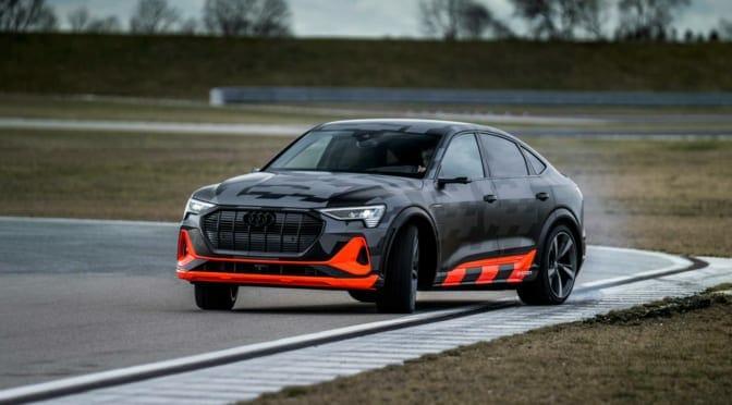 後輪2モーターのEV〜アウディ『e-tron Sモデル』に感じる新しい自動車の可能性