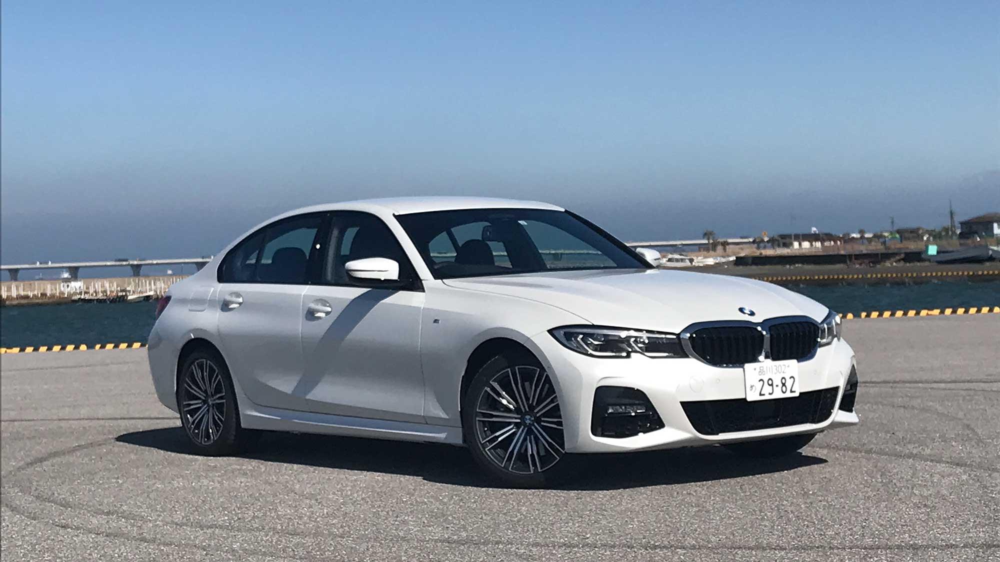 BMWのプラグインハイブリッド〜G20型『330e M sports』インプレッション【片岡英明】   EVsmartブログ
