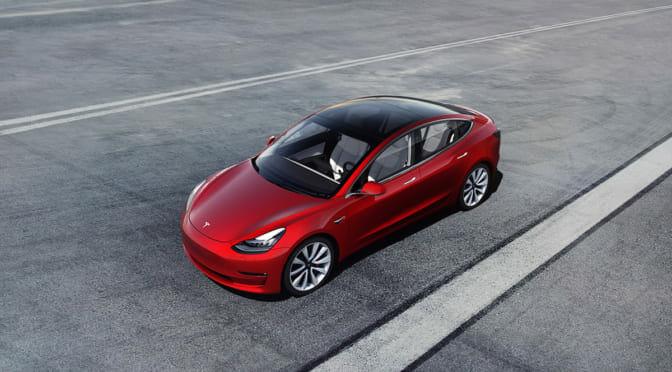 中古車市場ではアウディ『A3』と『A4』がテスラ『モデル3』の33倍売られている