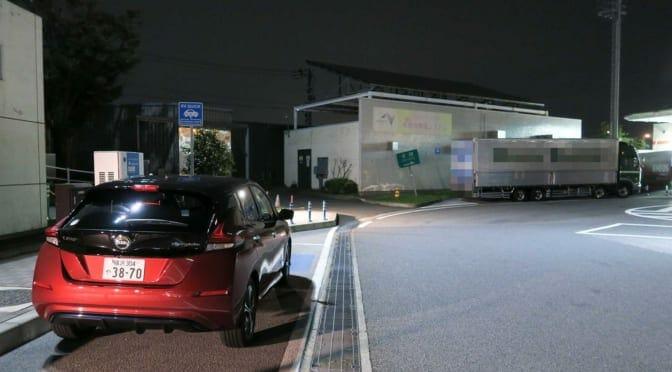 東名や新東名、深夜の高速道路でトラックのマナー違反が電気自動車ドライブにも悩ましい件